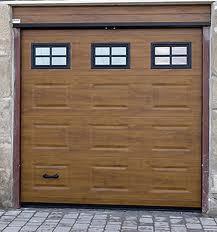 puertas seccionales en el cerrajero valencia